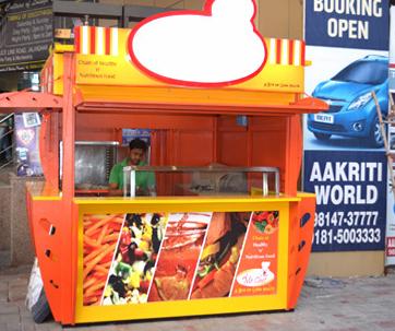 Food Kiosks | Food Kiosk Manufacturer in Delhi, India